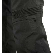 Dainese CONNERY D-DRY PANTS, Black/Black   201674589631008, dai_201674589-631_44 - Dainese