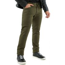 Dainese CASUAL SLIM TEX PANTS, Olive   201755155118006, dai_201755155-118_28 - Dainese
